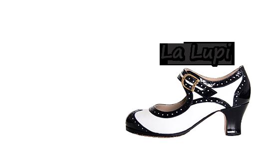 zapatos baile la Lupi